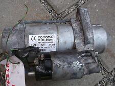 Anlasser Toyota Avensis Corolla Verso, Motor 2AD-FHV/FTV, Art.-Nr. 28100-0R010