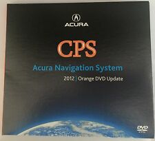 2013 Update 2003 2004 2005 Honda Accord / Acura TSX Navigation System DVD Map