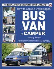 How to Convert Volkswagen Kombi Van Camper Bus WORKSHOP SERVICE REPAIR MANUAL