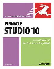 Pinnacle Studio 10 for Windows (Visual QuickStart Guide)-ExLibrary