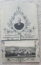 AK  Reichertsheim Priesterjubiläum Litho 1909