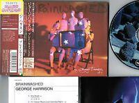 PROMO! GEORGE HARRISON Brainwashed JAPAN CD OBI+INSERT+DIGIPACK TOCP67074 FreeSH