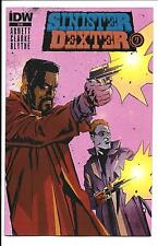 SINISTER DEXTER # 1 (FIRST PRINTING, DEC 2013), NM/MT NEW