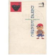 EarthBound 2 Mother 2 - Treasure Box of Secret fan book / SNES