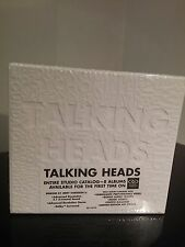 Talking Heads (8) CD Box Collector's Limited Edition NEW  Dual Disc David Byrne