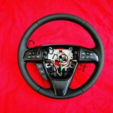 LENKRAD für Mazda 3 und 6 2008-2012 neu mit Leder bezogen.