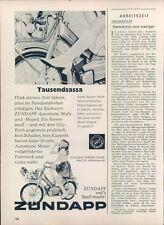 Zündapp-MoFa-1971-Reklame-Werbung-genuine Advert-La publicité-nl-Versandhandel