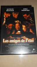 DVD LOS AMIGOS DE PETER (PETER'S FRIENDS)