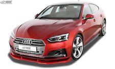 RDX Spoilerlippe für Audi A5 S-Line S5 Typ F5 Schwert Front Lippe Ansatz