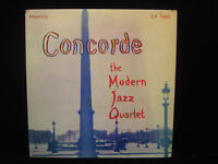 CONCORDE THE MODERN JAZZ QUARTET PRESTIGE 7005 VINYL LP