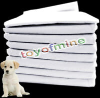 100 33x45 Dog Puppy Training Wee Wee Pee Pads Underpads
