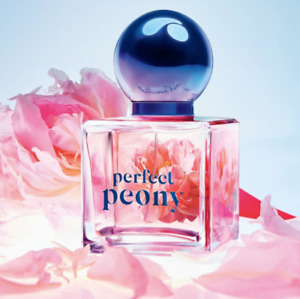 Bath & Body Works  Perfect Peony Eau De Parfum 1.7 oz 50ml Free Shipping