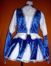 Hochwertige Funkenmariechen Mariechen Tanzmarie Kostüme Gardekleider 36-38-40-42