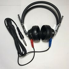 Telephonics TDH-49P Audiometric Headphones Audiometer Headset #21, Excel Works