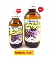 LAVENDER FLORAL WATER ~ 100% NATURAL ~ Hydrosol TONER ~ Premium Grade Bath Body