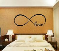PVC Removable Cute Love Wall Stickers Art Vinyl Quote Decal Mural Home Bedroom