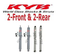 Set of 4 KYB Gas-A-Just Shocks 2-Front & 2-Rear for Dodge & Plymouth