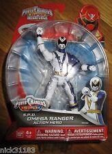 Power Rangers Super Megaforce SPD OMEGA RANGER FIGURE 38230 RARE