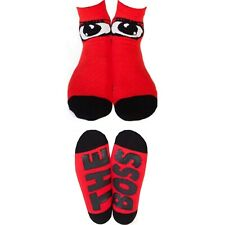 THE BOSS Feet Speak Socks