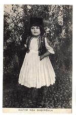 More details for kujtim nga shqypenija - shqypeniet photo postcard c1910