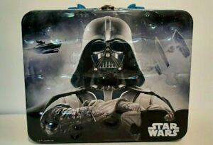Disney Star Wars 48 Piece Puzzle Darth Vader in Tin Lunch Box