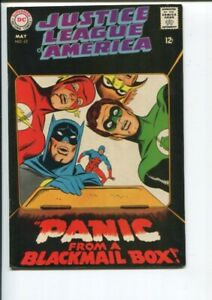 JUSTICE LEAGUE OF AMERICA 62 VF-NM  1969