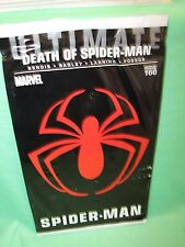 Ultimate Spider-Man #160 Death of Peter Parker Black Bag 1st Print Marvel Comics
