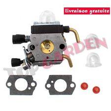 Carburateur et Joint pour STIHL FS38 FS45 FS46 FS45C FS55C FS55T FC55 Zama Carb