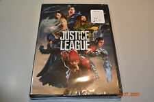 Justice League (Dvd, 2018) Gal Gadot Cavil New Free Shipping