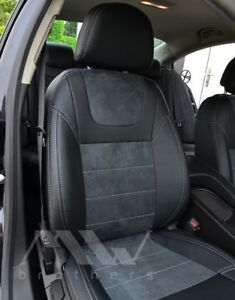 seat covers Set for Opel Insignia I (2008-2017) Buick Regal leather alcantara