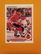 1990-91 Upper Deck #63 Jeremy Roenick Rookie Card