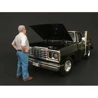 70's STYLE FIGURE V FOR 1:18 SCALE BY AMERICAN DIORAMA 77455