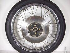 Jante roue roue avant avec disque de frein/front wheel HONDA CB 250 350 K, CB 400 F