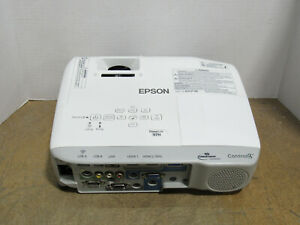Epson PowerLite 97H 3LCD XGA Projector 2700 Lumens 178 Lamp Hours Tested/Works