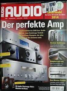 Audio 4/14,KEF R900,POLK LDiM705,QUADRAL ORKAN VIII,REVEL F 206,ARCOUSTIC AE 305