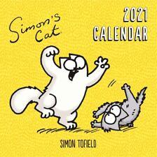 Simon's Cat Square Wall Calendar 2021