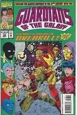 GUARDIANS OF THE GALAXY #48 NM Bag/Board Marvel Comics 1994 Wonder Man