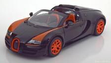 1:18 Rastar Bugatti Veyron 16.4 Grand Sport Vitesse 2014 black/orange