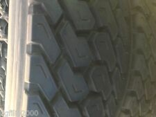 ONE COMMERCIAL TRUCK TIRE11R24.5 GOODYEAR RECAP TIRE MIXED CASINGS