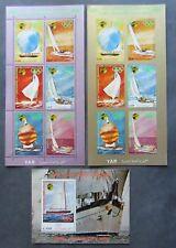Yemen A.R. 1972 -Kiel Olympic City-2M/Sh+1 S/Sh., MNH, YAR 033/L