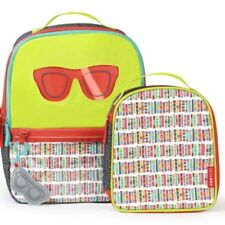 SKIP HOP Forget Me Not Backpack & Lunch Bag Set (Glasses) Brand New From Aus