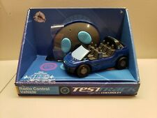 Disney Parks Epcot Exclusive Test Track Remote Radio Control Car ~ NEW