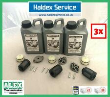 VW Audi Skoda Haldex AOC filter oil service set 3 qty rear axle coupling 4 gen