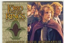 Lord Of The Rings FotR Update Costume Card Pippins Travel Cloak