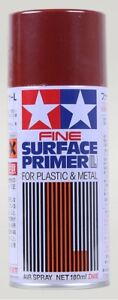 Tamiya RED OXIDE Armor Surface Primer large can 6.9 oz (180ml)  87160