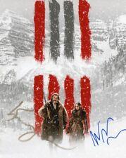 New Art Print Autographed Photo 8 X 10 Hateful Eight's Kurt Russell & JJ Leigh