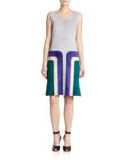 V-Neck Regular Size Clubwear Dresses for Women