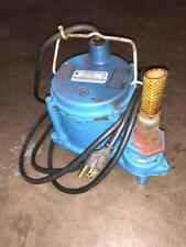 Little Giant Coolant Pump, 6-Cim-R, Submersible, Single-Phase, Cast-Iron