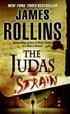 Sigma Force Novels: The Judas Strain 3 by James Rollins (2008, Paperback)