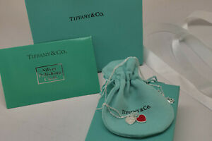Tiffany & Co. Sterling Silver 925 Chain Necklace 16in New